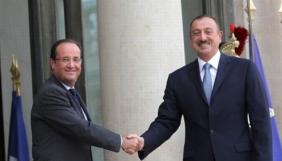 «Репортери без кордонів» закликають президента Франції домагатися звільнення з-за ґрат в Азербайджані незалежних журналістів